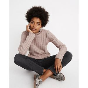 MADEWELL Donegal Evercrest Coziest Turtleneck NEW